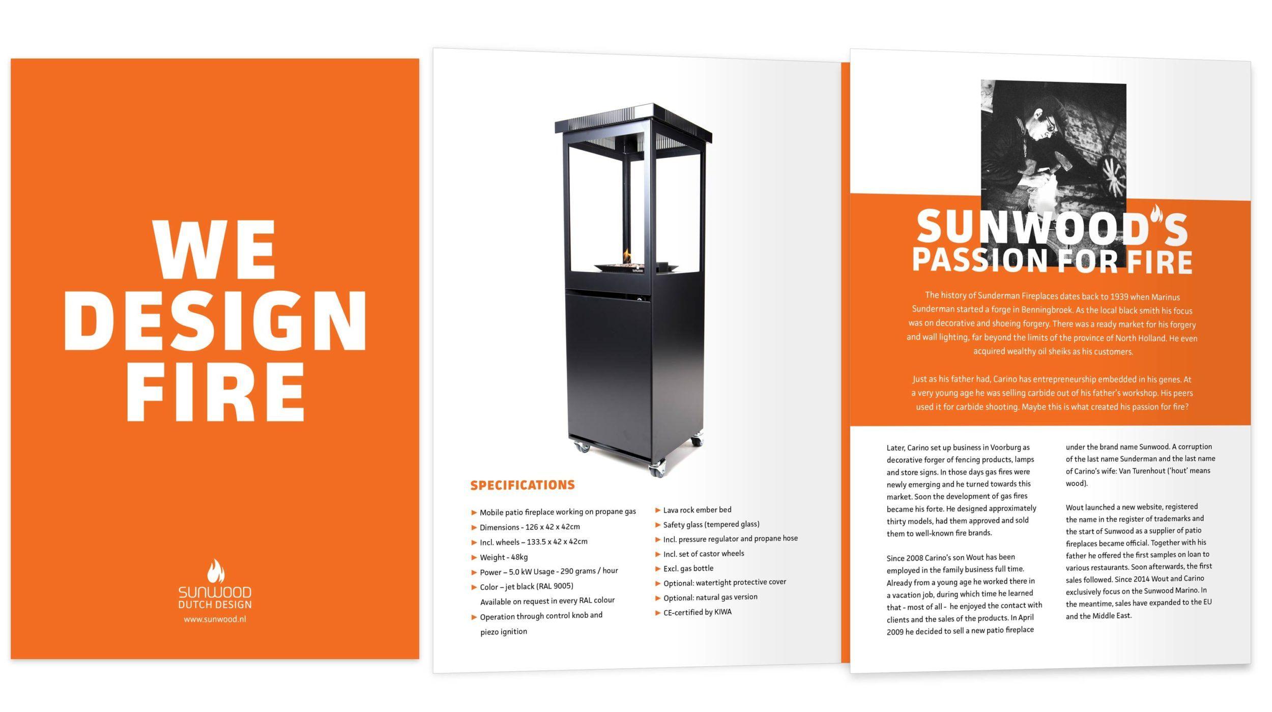 Sunwood dutch design merk en concept ontwikkeling mixus studio - Studio ontwikkeling ...