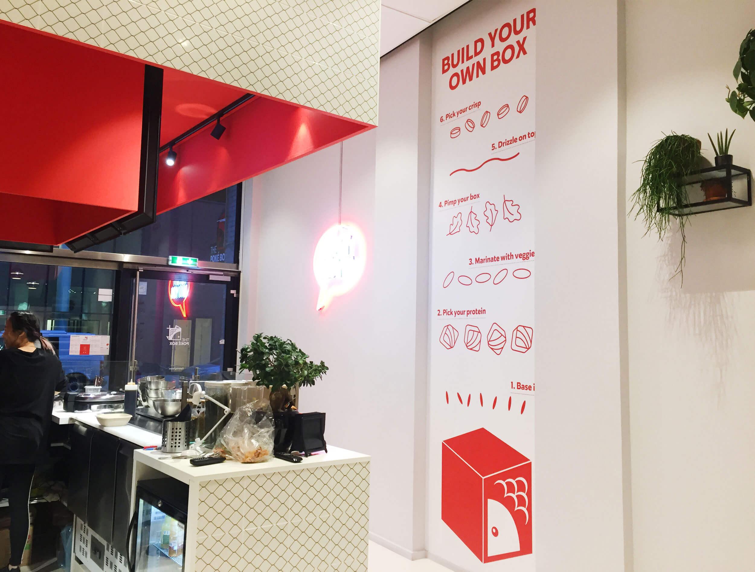 The Poké Box, stappenplan, Mixus studio