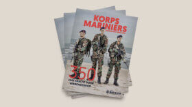 Korps Mariniers 350 jaar