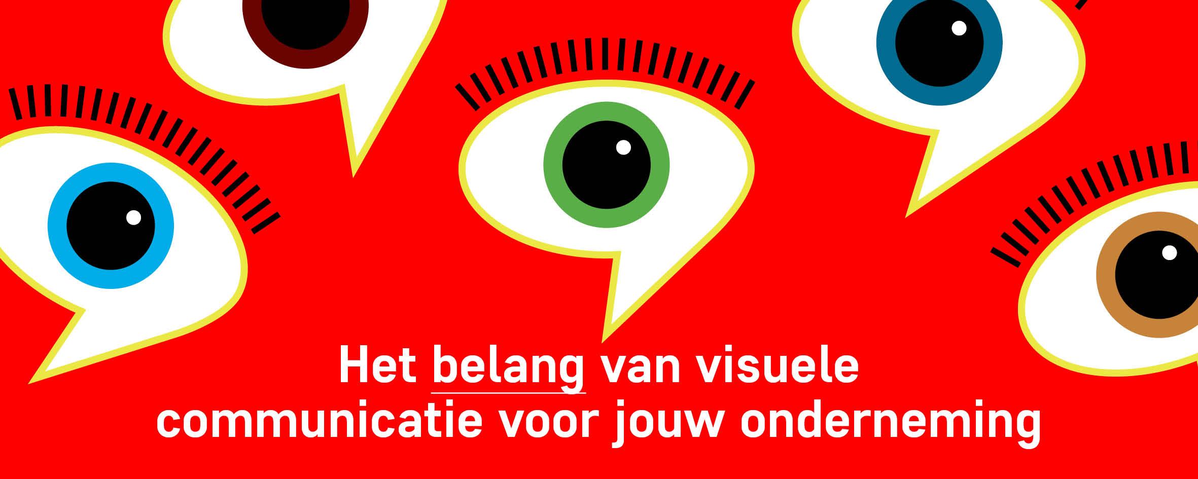 Het belang van visuele communicatie voor jouw onderneming