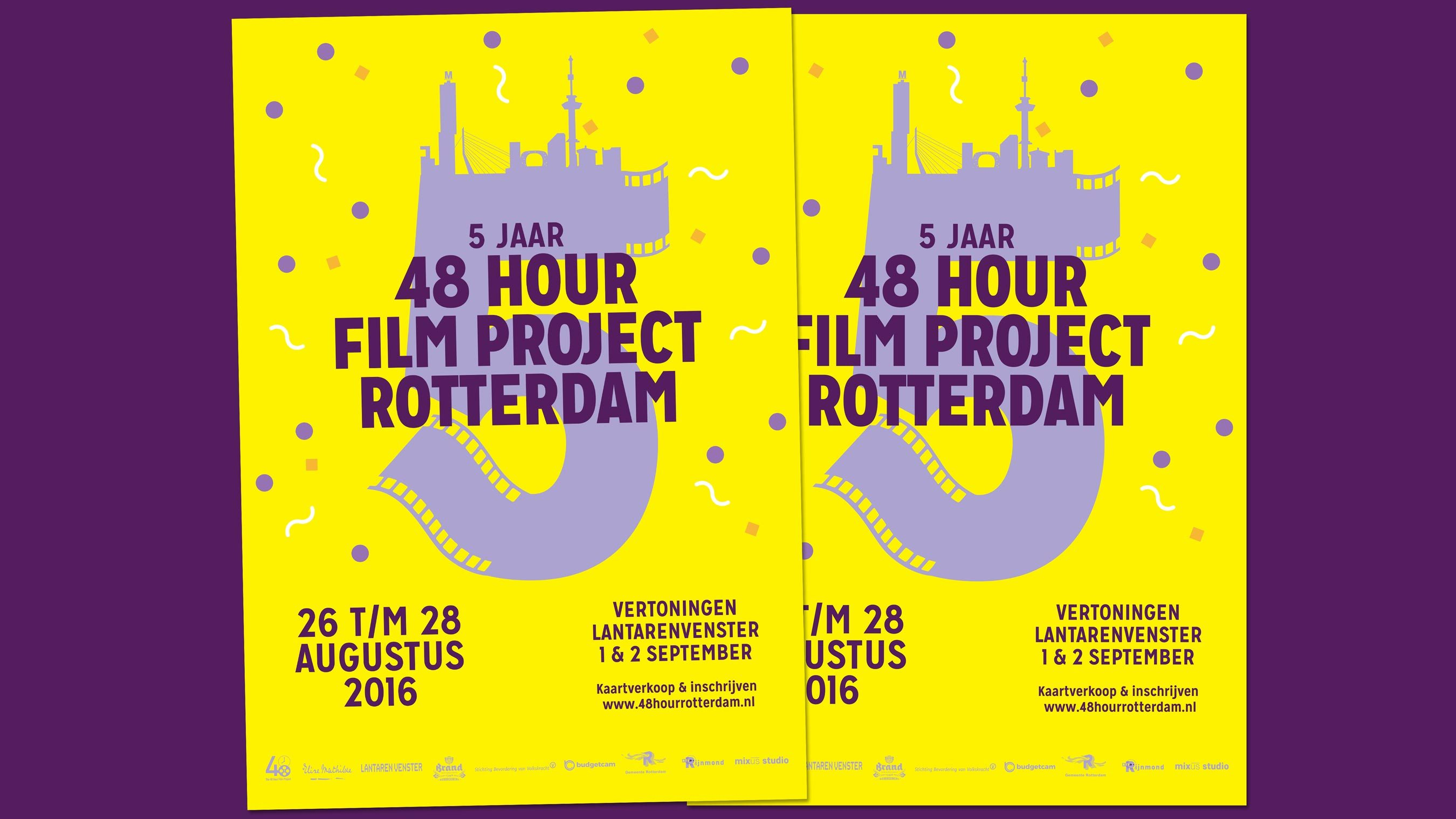 The 48 Hour Film Project Rotterdam 2016