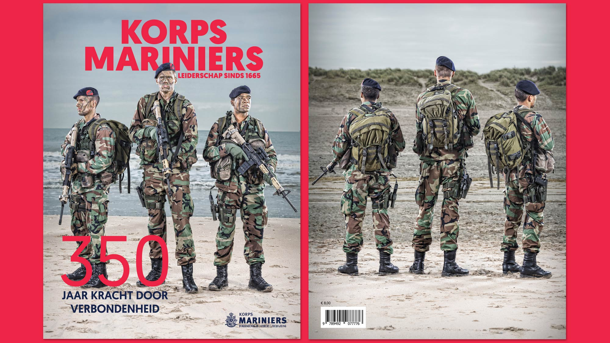 Korps Mariniers, Mixus studio