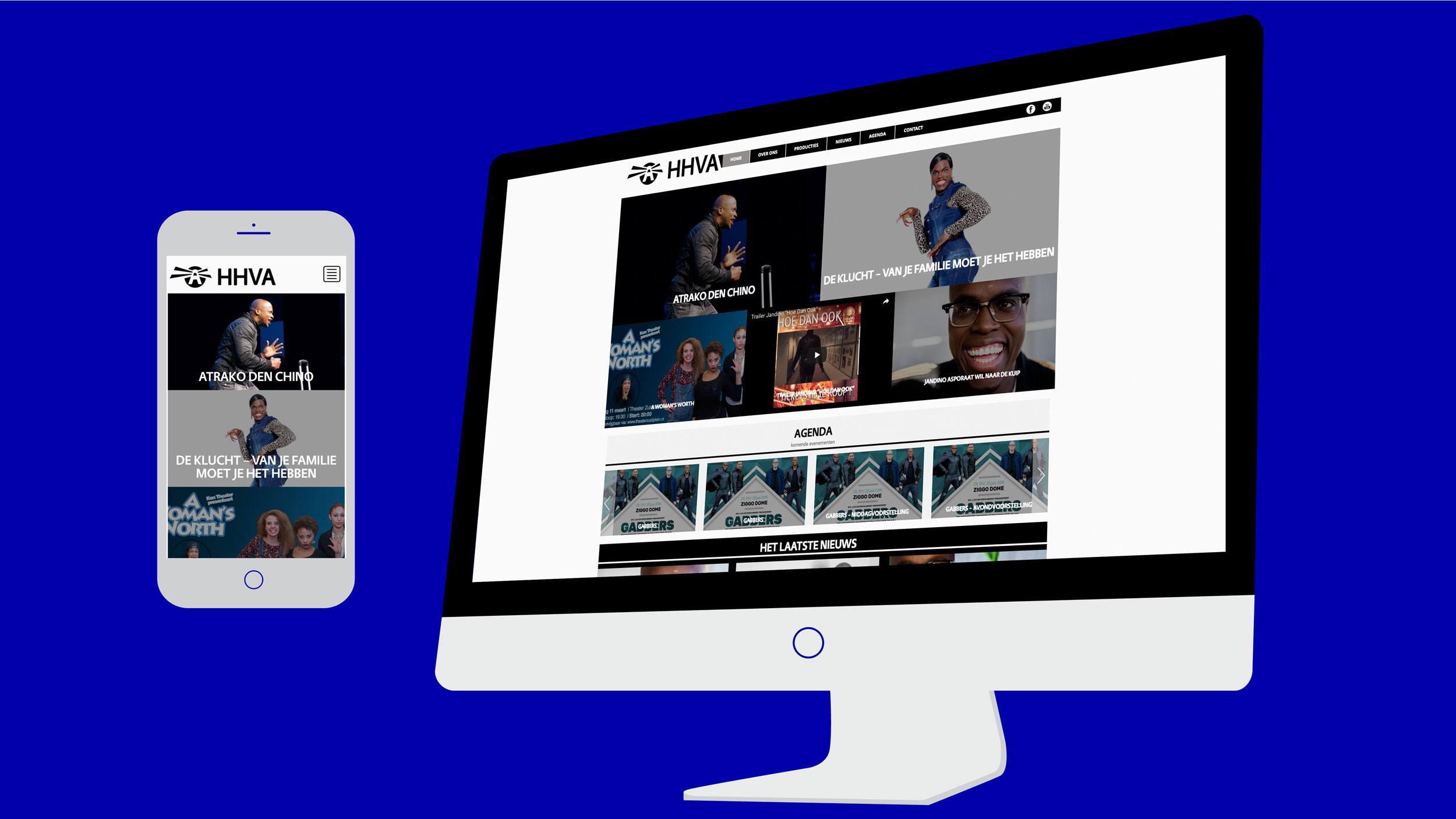 Het Huis van Asporaat, website, Mixus studio