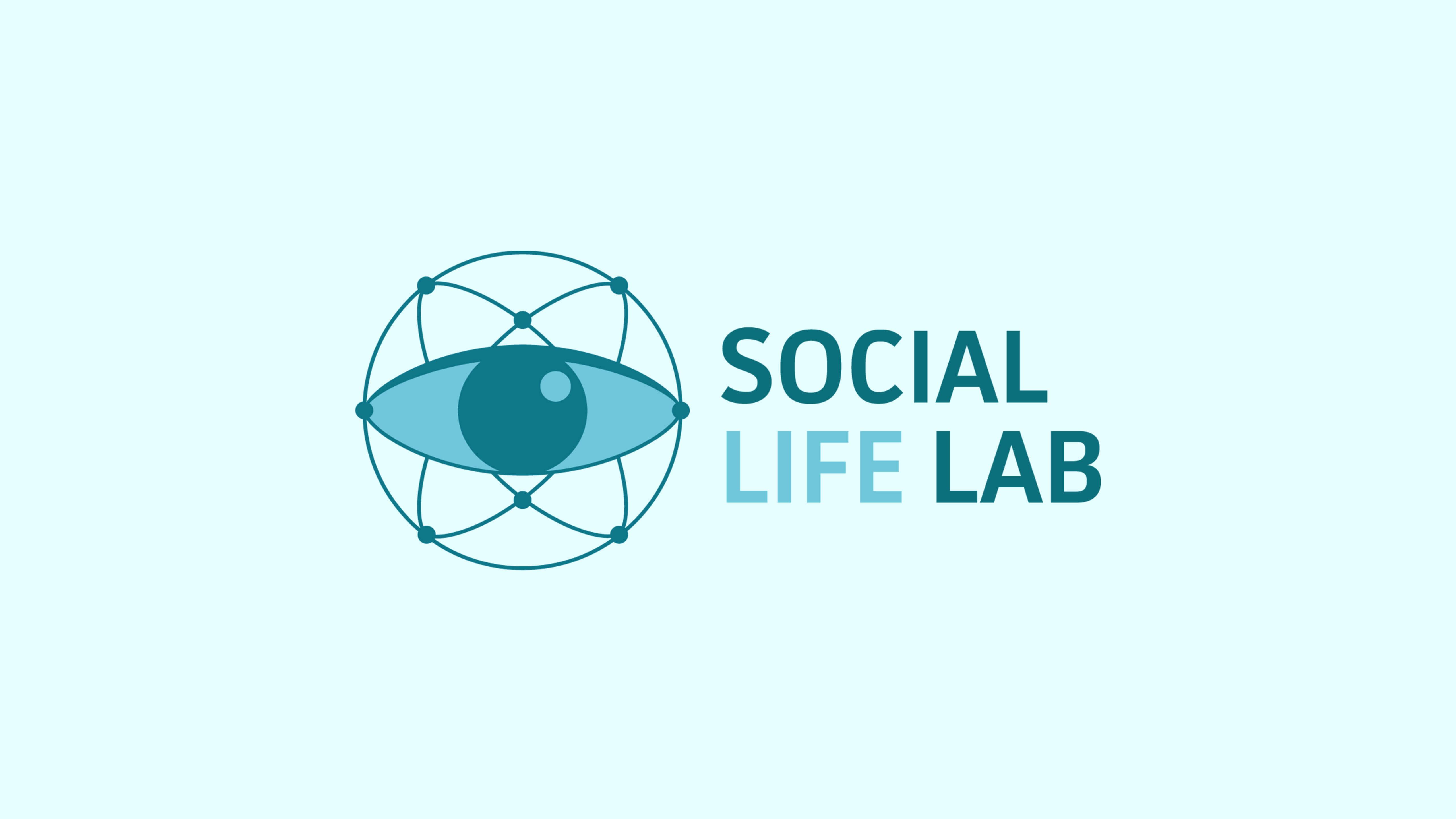 Social Life LAB, logo, Mixus studio