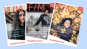 Jeugdformaat magazine