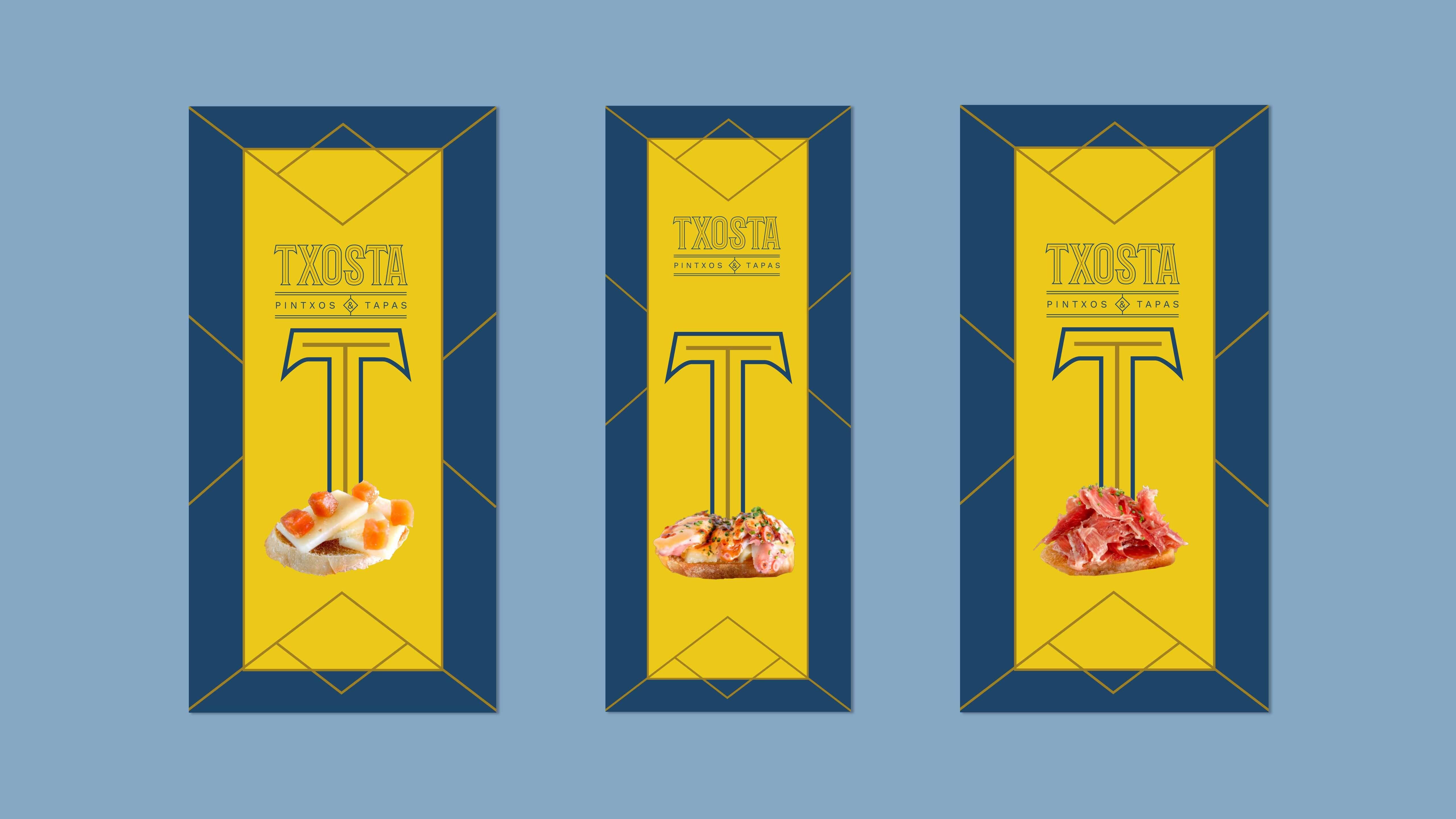 Txosta, Mixus studio, poster