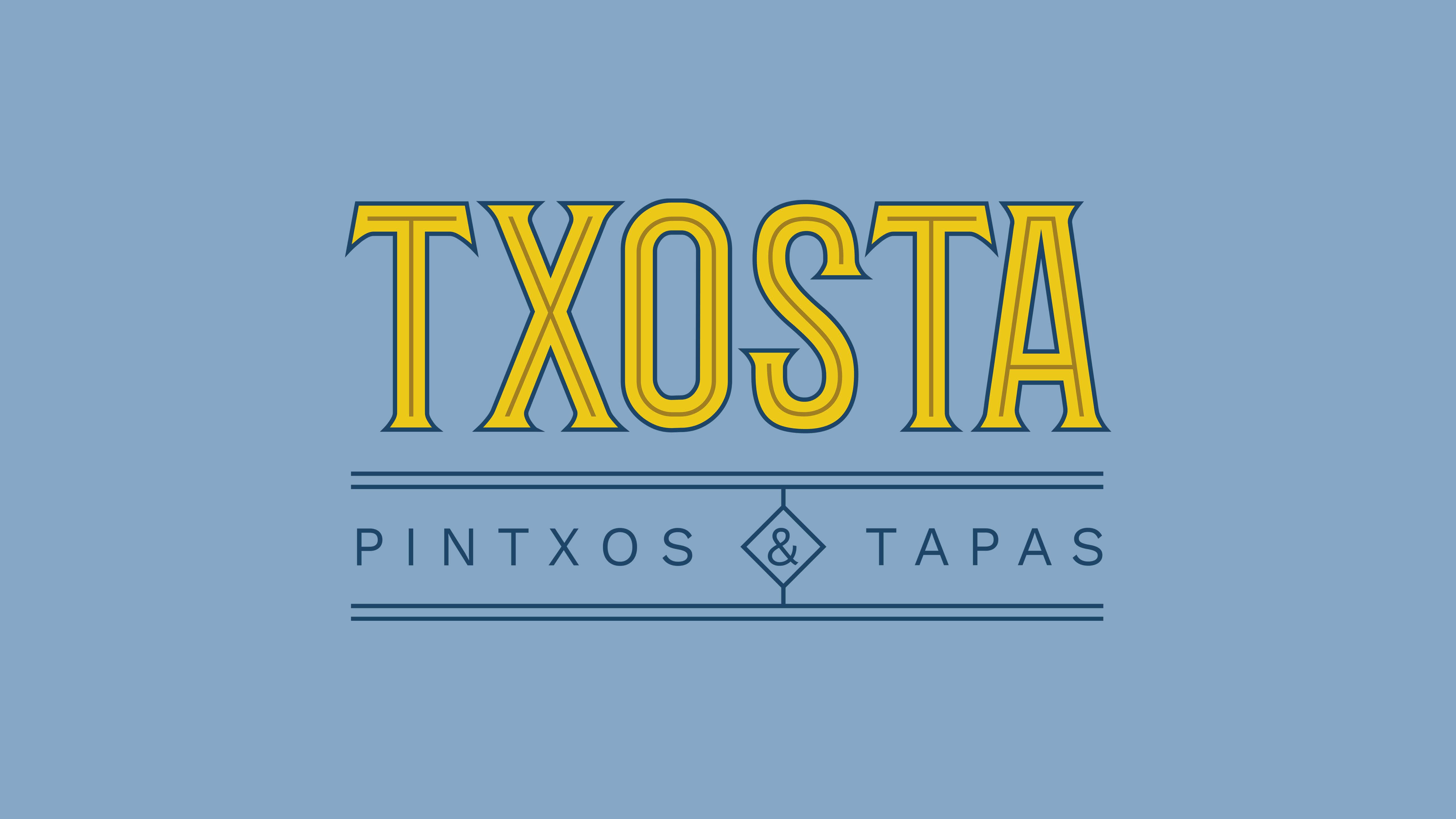 Txosta, Mixus studio, logo