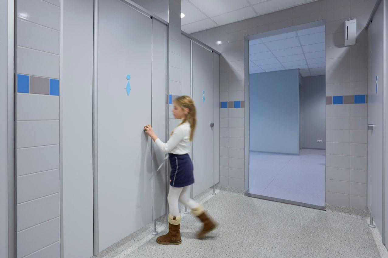Kc Davinci, Mixus studio, toileticonen